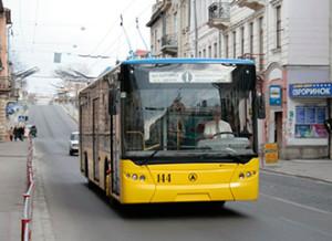 ElektroLAZ_in_Ternopil